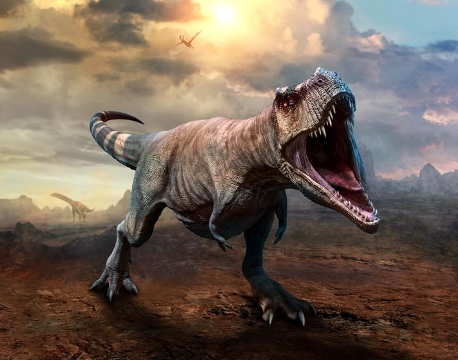 دراسة: الديناصورات كانت تتعاطى المخدرات