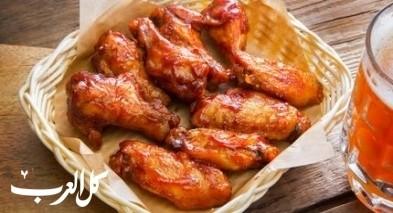 أجنحة دجاج على الطريقة الهندية..طبق لذيذ