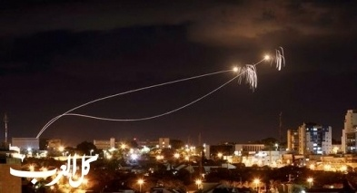 سقوط صواريخ جنوب اسرائيل بعد اطلاقها من غزة