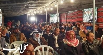 لقاء انتخابي واسع للتحالف في قرية حوره