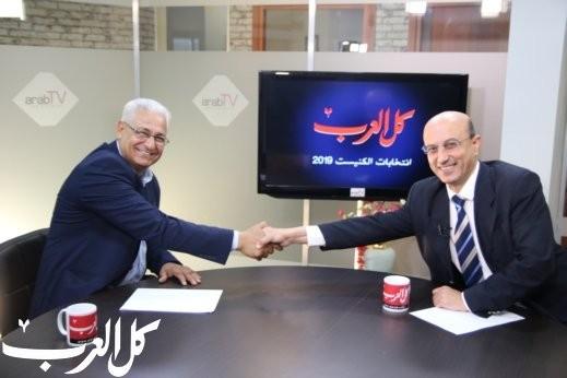 غنايم لـarabTV: استطلاعات الرأي موجهة ضدنا