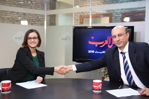 د.هبة يزبك لـ arabTV: تحالفنا استمرار للمشتركة