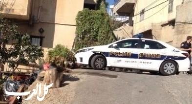 إلقاء قنبلة على بناية المجلس المحلي في يركا