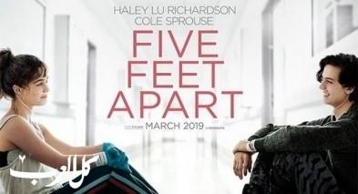 ماذا حقق فيلم Five Feet Apart؟