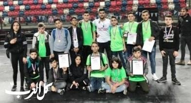 مجد الكروم: طلاب تحديات الأوائل قطريًا
