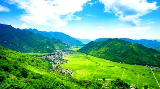 ماي تشاو ..أروع مشاهد الطبيعة الخلابة في فيتنام
