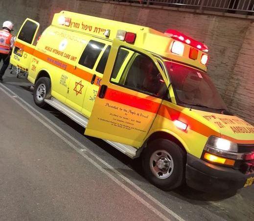 إصابة خطيرة بحادث طرق في بيت شيمش