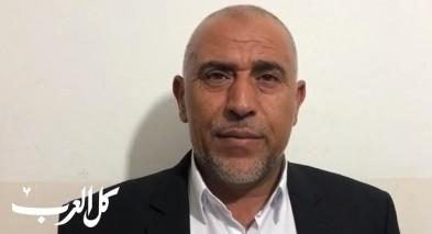 أبو عرار يوجه نداء لرفع نسبة التصويت.. صوتنا: ض ع م