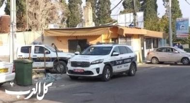 اعتقال 5 مشتبهين من سخنين بالإعتداء على حراس أمن