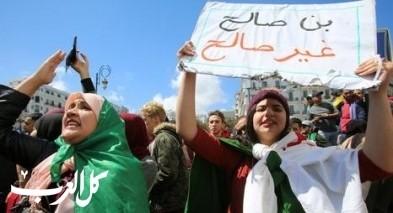 الجزائر: مظاهرات رفضا لتولي بن صالح رئاسة الدولة