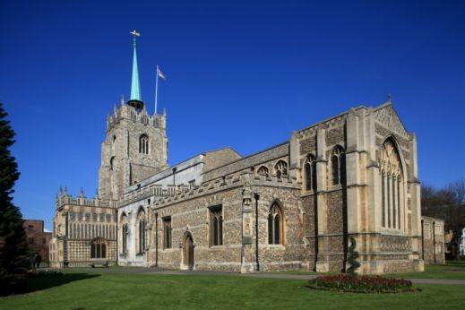 أهم المعالم السياحية في مدينة تشيلمسفورد البريطانية