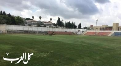 إلغاء مباراة هبوعيل أبناء عرعرة وهبوعيل ابناء مصمص