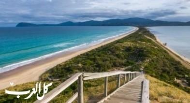 أهم الأماكن السياحية في جزيرة تسمانيا الأسترالية