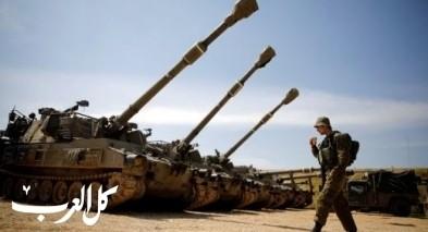الجيش الاسرائيلي يقرر سحب قواته التي حشدها مؤخرًا