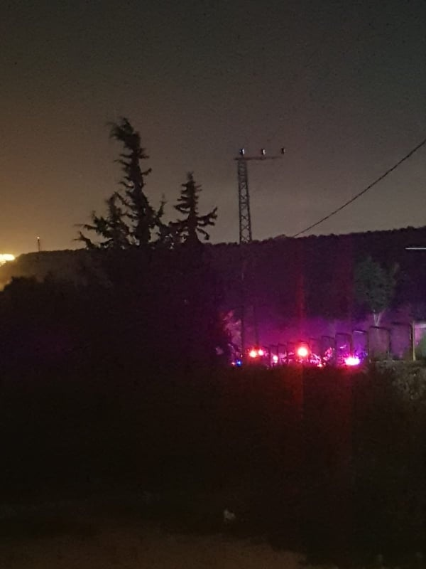 شجار واطلاق نار في قرية الخوالد واصابات