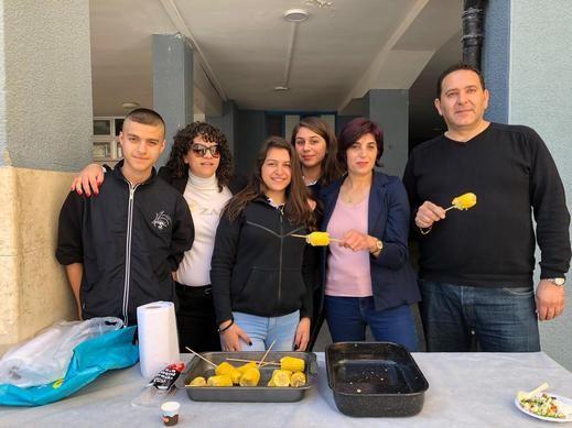 الناصرة: يوم الأعمال الخيرية لراهبات الفرنسيسكان