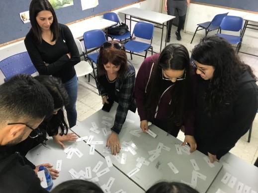 يوم اللغة الانجليزية في المدرسة الارثوذكسية الرملة