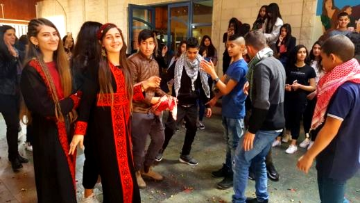 مدرسة المسيح الانجليكانية الناصرة تحتفل بعيد الفصح