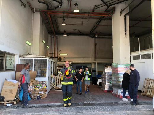 ايلات:6 إصابات إثر إنفجار طنجرة ضغط بمطبخ فندق