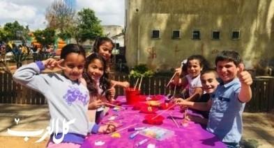 مهرجان الطفل الفلسطيني في الرملة