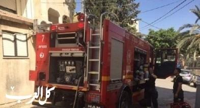 قلنسوة: اندلاع حريق هائل بمخزن للألعاب