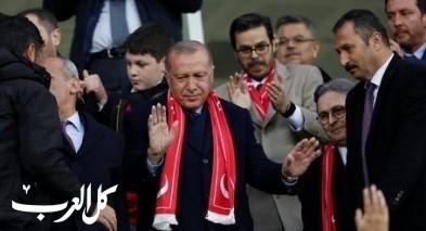 أردوغان يهنئ اليهود بعيد الفصح