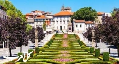 أفضل الأماكن السياحية في غيمارايش البرتغال
