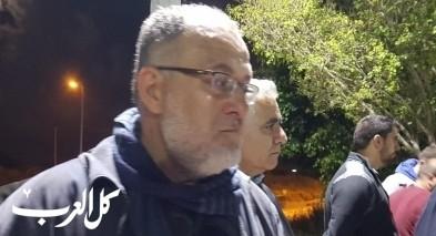 محمود ابو حمدة من جت المثلث: ابني كان انساناً طيباً