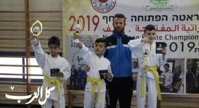 نحف تستضيف بطولة الكراتيه المفتوحة القطرية