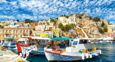 جزيرة سيمي اليونانية: وجهة سياحية رائعة