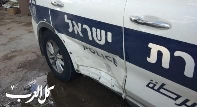 اعتقال شابين عربيين بعد مطاردة قرب بئر السبع