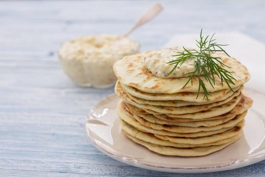 خبز البراتا الهندي.. صحتين وعافية