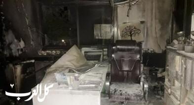 ساجور: اندلاع حريق في المركز الجماهيري