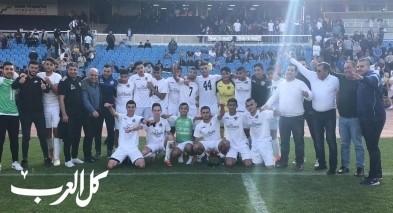 تأهل أشبال الاخاء الناصرة الى نهائي كأس الدولة