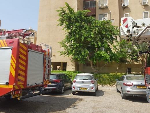 اندلاع حريق في جرّافة في بيت جن دون إصابات