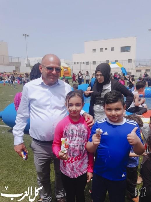 إختتام مخيم الربيع في قرى طلعة عارة