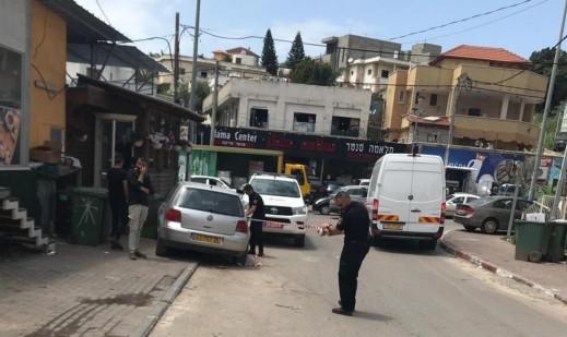 كفرقرع: إصابة شاب إثر اطلاق نار