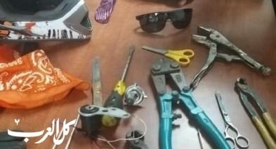 اعتقال مشتبهين من كفرياسيف وأبو سنان بسرقة دراجة