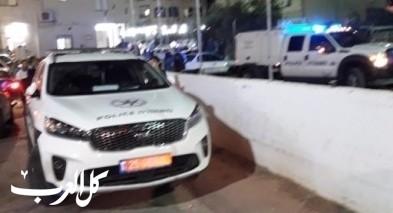 جديدة المكر: شجار قرب دوار محمود درويش