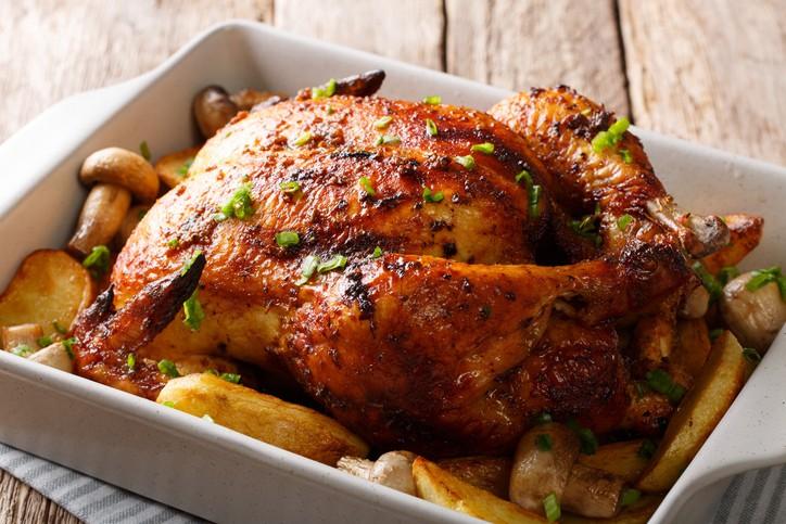 تحذير: ممنوع غسل الدّجاج قبل الطهو