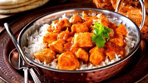حضّري دجاج تكا مسالا من المطبخ الهندي