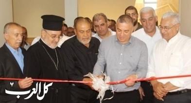 سخنين افتتاح مكتبة عصرية في مدرسة المل