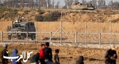 إغلاق طرق رئيسية في الجنوب وغلاف غزة