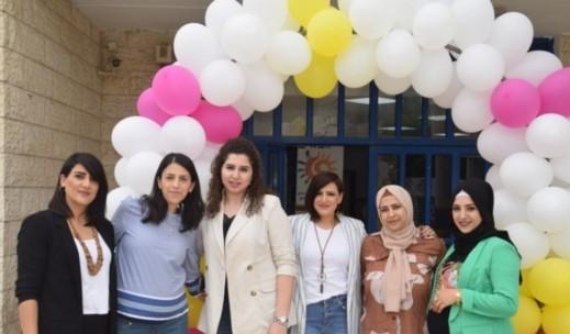 افتتاح مركز الشباب القيادي في عين ماهل