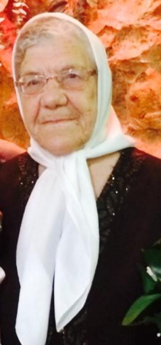 الحاجة فوزية منصور حمزة (ام منير) من شعب في ذمة الله