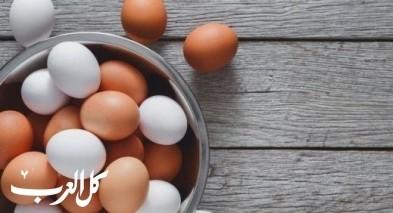هل يؤثر تناول البيض على صحة العين؟