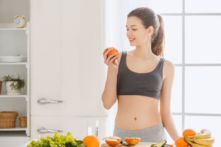 إليك قائمة طعام تحميك من زيادة الوزن
