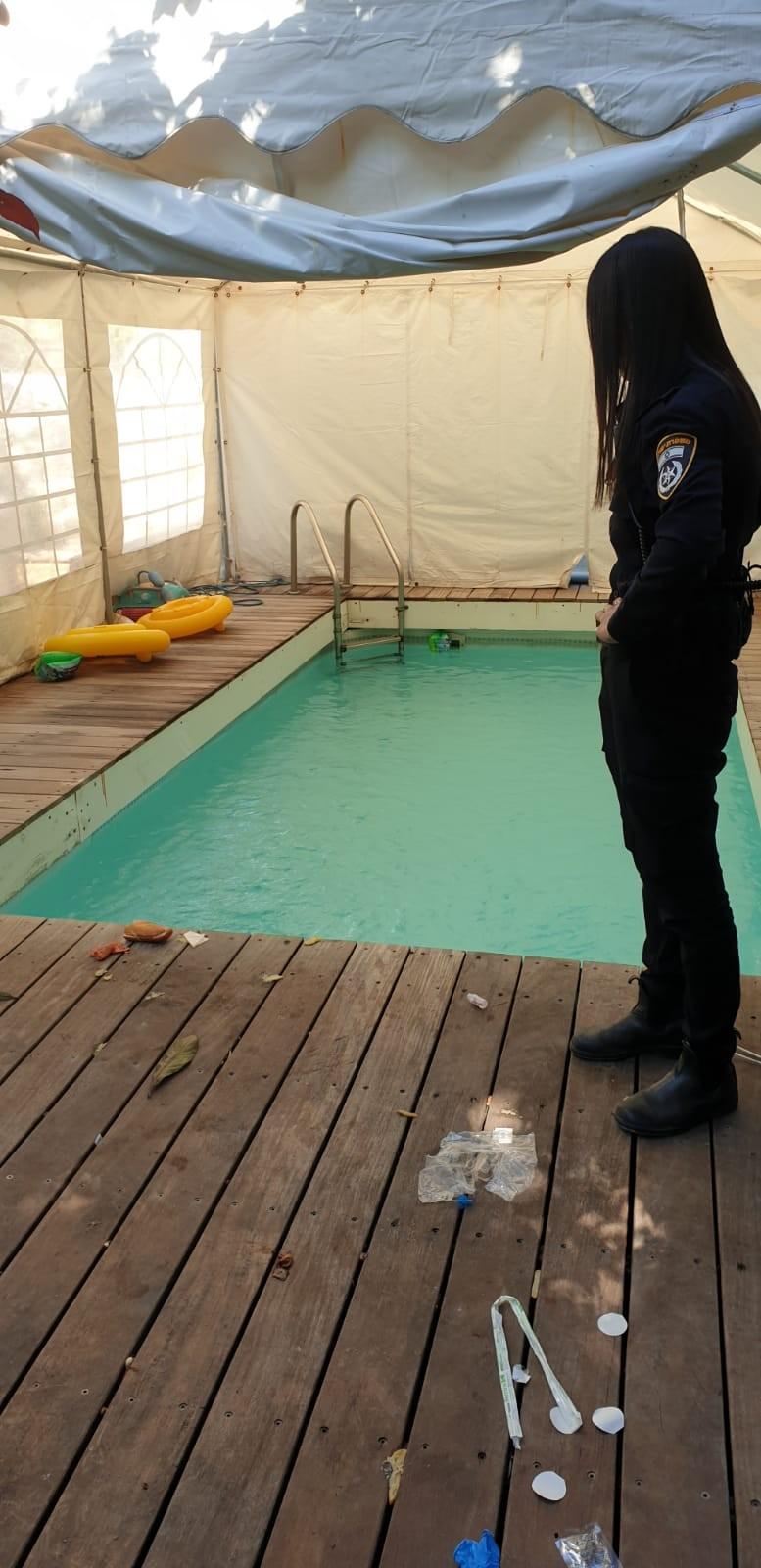 صفد: إحالة طفل بحالة حرجة للعلاج بعد تعرّضه للغرق