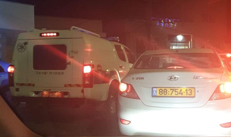 كفركنا: اصابة فتى برصاصة طائشة خلال اطلاق النار