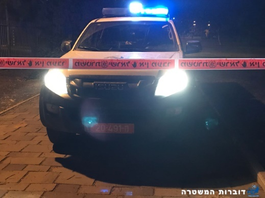 الرملة: اصابة رجل عربي باطلاق نار